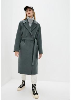 Пальто демисезонное зеленое DANNA 1717