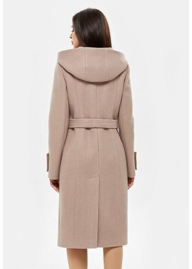 Пальто демисезонное бежевое DANNA 1103