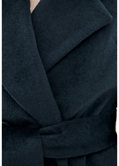 Пальто демисезонное зеленое DANNA 11751