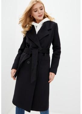 Пальто демисезонное черное DANNA 11751