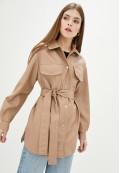 Куртка демисезонная бежевая DANNA 3021
