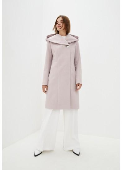 Пальто демисезонное розовое DANNA 1189
