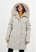 Куртка утепленная серая DANNA 1501