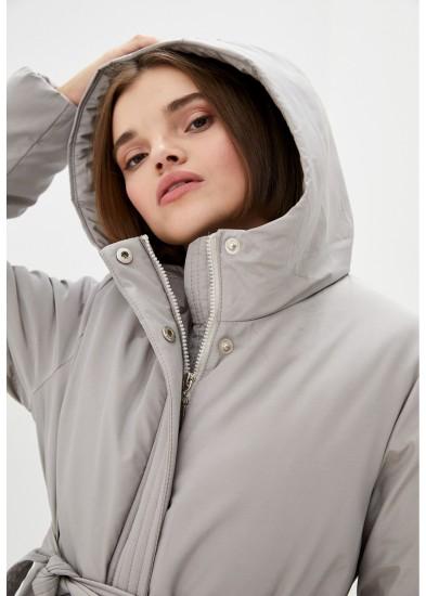 Куртка утепленная серая DANNA 1505