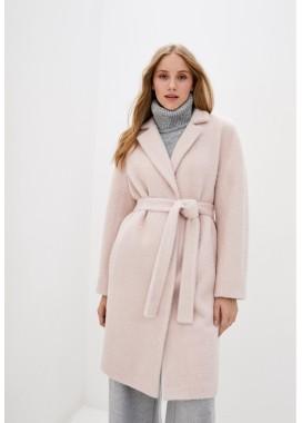 Пальто демисезонное розовое DANNA 1755