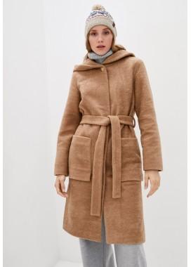 Пальто демисезонное бежевое DANNA 1757