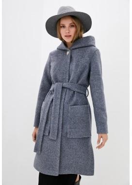 Пальто демисезонное серое DANNA 1757