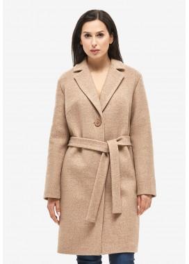 Пальто демисезонное рыжее DANNA 1131
