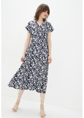 Платье черное DANNA 1081