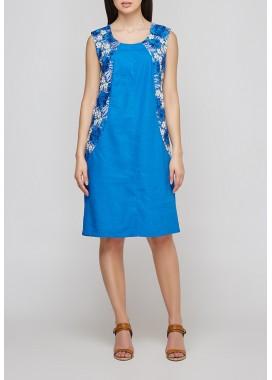 платье электрик 1015