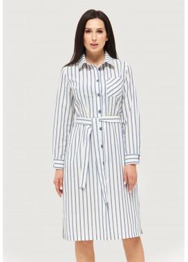 Платье летнее белое DANNA 1057